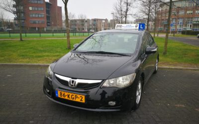 Honda Civic hybride (automaat)